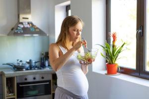 Vegane Ernährung Schwangerschaft